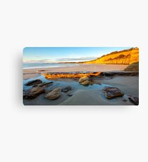 TOWARDS POINT ROADKNIGHT Canvas Print