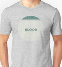 BLOOR Subway Station Unisex T-Shirt