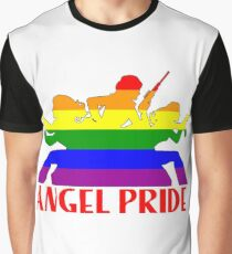 Angel PRIDE  Graphic T-Shirt