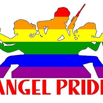 Angel PRIDE  by 3BadAngels