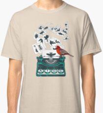 Alphabet of Life Classic T-Shirt