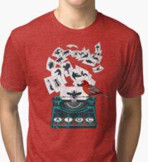 Alphabet of Life Tri-blend T-Shirt