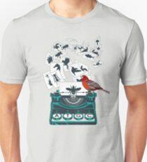 Camiseta unisex Alfabeto de la vida