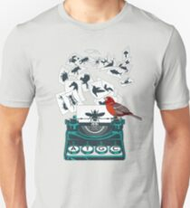 Alphabet of Life Unisex T-Shirt