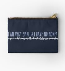 Mulaney - stress Studio Pouch