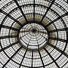 Dome of The Galleria Vittorio Emanuele II  by Rachael Lynch