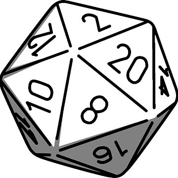 Pocket d20 by annieloveg