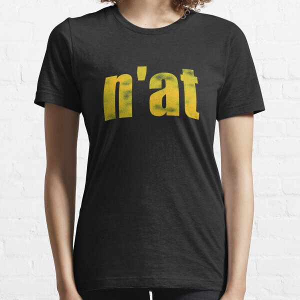 Vintage n'at (Pittsburgh) text Essential T-Shirt