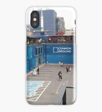 Korean Architecture (Seoul) 4 Common Ground iPhone Case