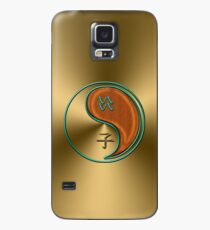 Aquarius & Rat Yang Wood Case/Skin for Samsung Galaxy