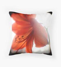 amaryllis ttv Throw Pillow