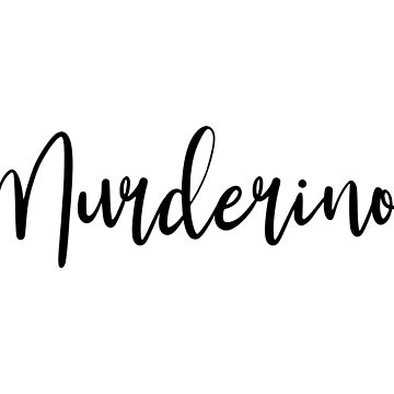 Murderino - MFM by doodle189