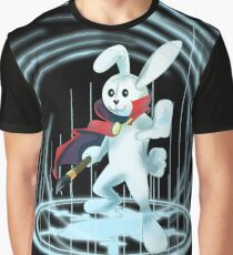 CAPTAIN RABBITFORD CAPTAIN OF THE ORDER OF PLUSH  Graphic T-Shirt