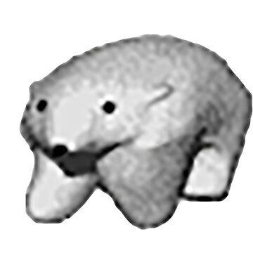 polar bear by nekoblazerneko