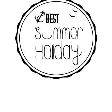 Best Summer Holiday by GoOsiris