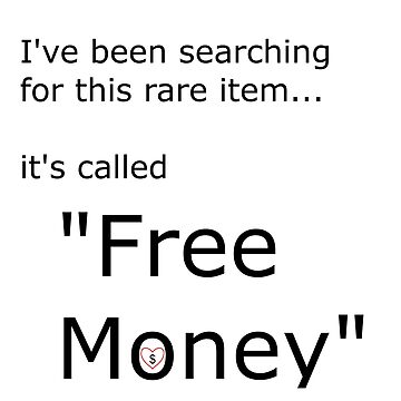 Rare Item by moneyneedly