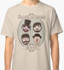 The Amazing Mumford and Sons Classic T-Shirt
