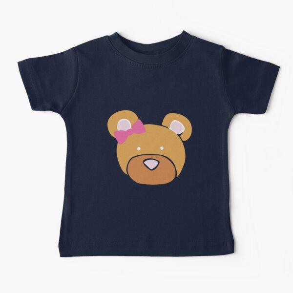 Bow Bear Baby T-Shirt