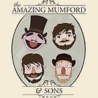 The Amazing Mumford and Sons by JessieSima