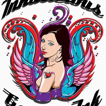 Garms Ink Inkalicious by garmsink