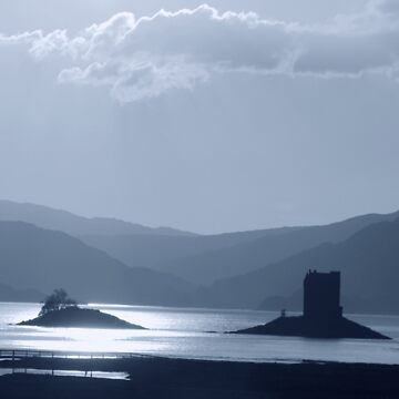 Castle Stalker by simpsonvisuals