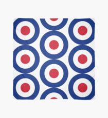 Mod - Classic Roundel - Bullseye Archery Target Scarf