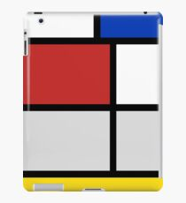De Stijl artworks - Mondriaan  iPad Case/Skin