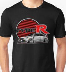 Honda Civic Type R FK8 Unisex T-Shirt