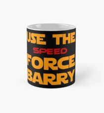 Force of Two Worlds (Text Only) Mug
