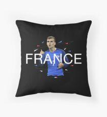 Antoine Griezmann - France World Cup 2018 Throw Pillow