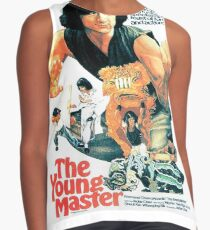 The Young Master Contrast Tank
