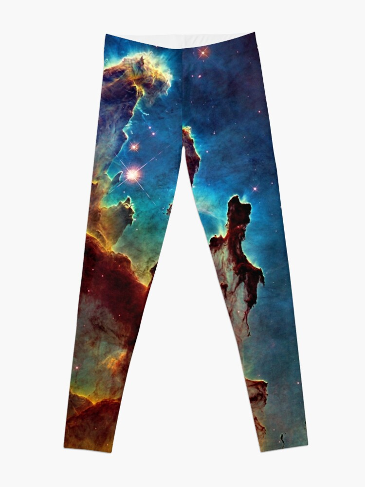 Alternate view of M16 Eagle Nebula Pillars of Creation Enhanced Leggings