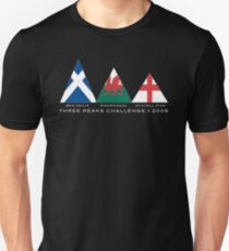 3 peaks flag T-Shirt