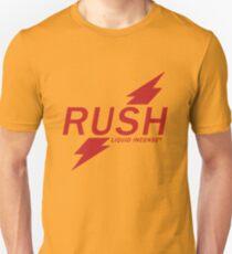 Rush Flüssig Weihrauch Amyl Slim Fit T-Shirt