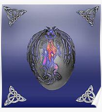 Dragons Egg Poster