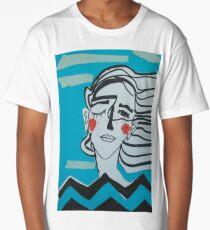 woman portrait Long T-Shirt