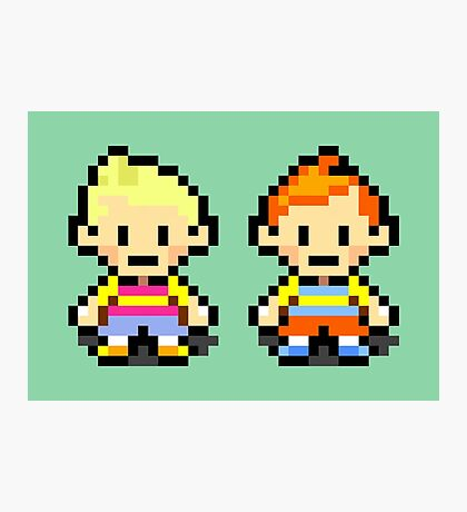 Lucas and Claus - Mother 3 Photographic Print