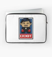 Pacquiao'bot Toy Robot 2.0 Laptop Sleeve