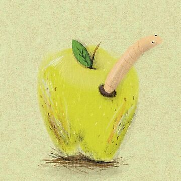 Hey What's Up You Guys YES, Welcome Back to My Apple by aileenswansen