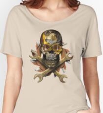 scull Women's Relaxed Fit T-Shirt