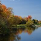Upper Canada Golf Course by Mike Oxley