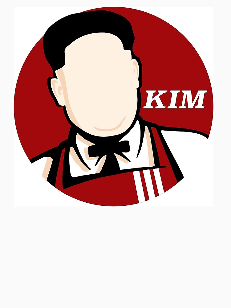 Kim Jong Un by meganbxiley