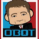 Randal Politico'bot Toy Robot 3.0 by Carbon-Fibre Media