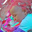 Miss Bubbles by Trish Peach