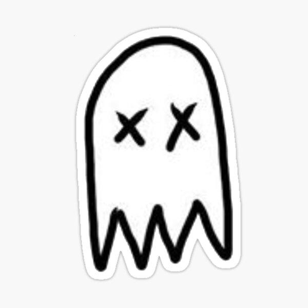 AP GHOST  Sticker