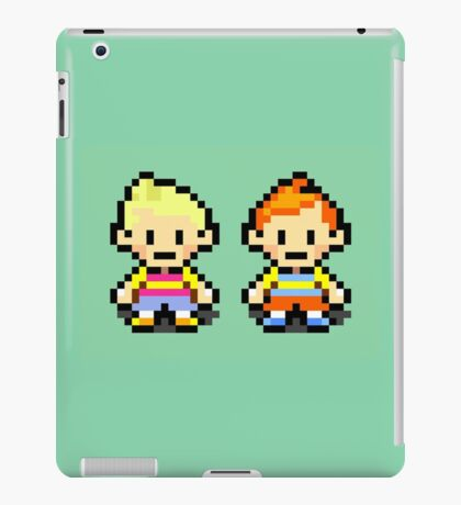 Lucas and Claus - Mother 3 iPad Case/Skin