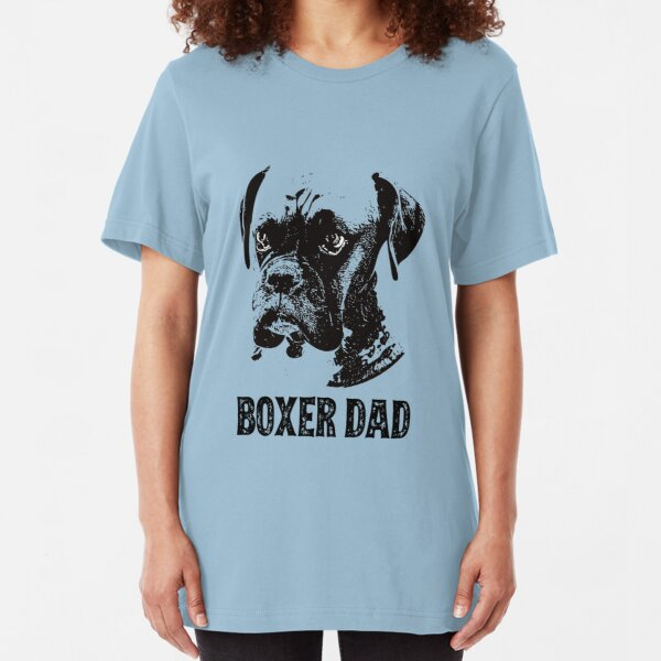 Boxer Dad Slim Fit T-Shirt