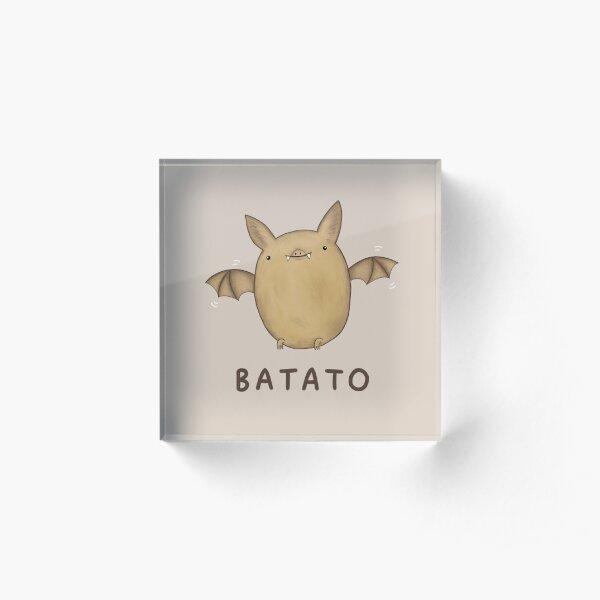 Batato Acrylic Block