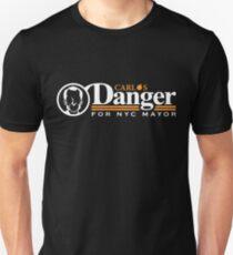 Carlos Danger For Mayor Unisex T-Shirt