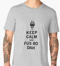 Keep Calm Skyrim Men's Premium T-Shirt